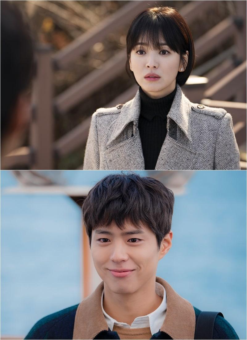 potongan adegan episode ke-3 drama Korea Encounter