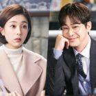"""Kang Ji Hwan Hilariously Wines And Dines Baek Jin Hee In """"Feel Good To Die"""""""