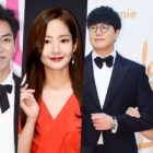 Lee Seung Gi, Park Min Young, And More To Host 33rd Golden Disc Awards