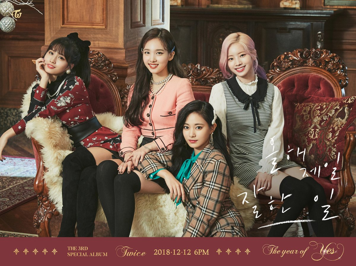 """Update: TWICE Gives A Sneak Preview Of New Tracks On """"The"""