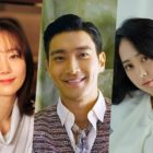 Lee Yoo Young And Kim Min Jung Cast In Choi Siwon's New Drama