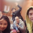 "Lee Bo Young, Lee Jong Suk, And More Have Fun ""I Hear Your Voice"" Reunion"