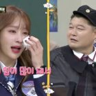 EXID's Hani Tears Up While Remembering Kang Ho Dong's Kind Words Of Comfort
