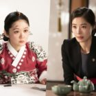 """Yoon So Yi Gets On Her Knees To Plead With Jang Nara In """"The Last Empress"""""""