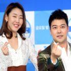 Jun Hyun Moo And Han Hye Jin Respond To Reports Of Breakup
