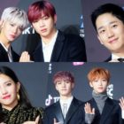 Stars Show Off Their Red Carpet Looks At 2018 MAMA Premiere In Korea