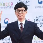 Yoo Jae Suk Voted By Koreans As Comedian Of The Year For 7th Year In A Row