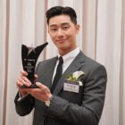 Park Seo Joon Chosen As Recipient Of 2018 Star Of Korean Tourism Award