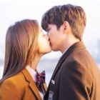 "Yoo Seung Ho And Jo Bo Ah Have A Sweet First Kiss In Their School Days In ""My Strange Hero"""