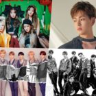 Red Velvet And Onew's New Releases Make Strong Debuts On Billboard's World Albums Chart + BTS, EXO, And More Rank High