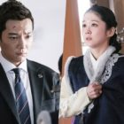 """Choi Jin Hyuk Surprises Jang Nara With A Sudden Embrace In """"The Last Empress"""""""