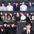 Watch: Stars Rock The Red Carpet At 2018 MAMA Fans' Choice in Japan
