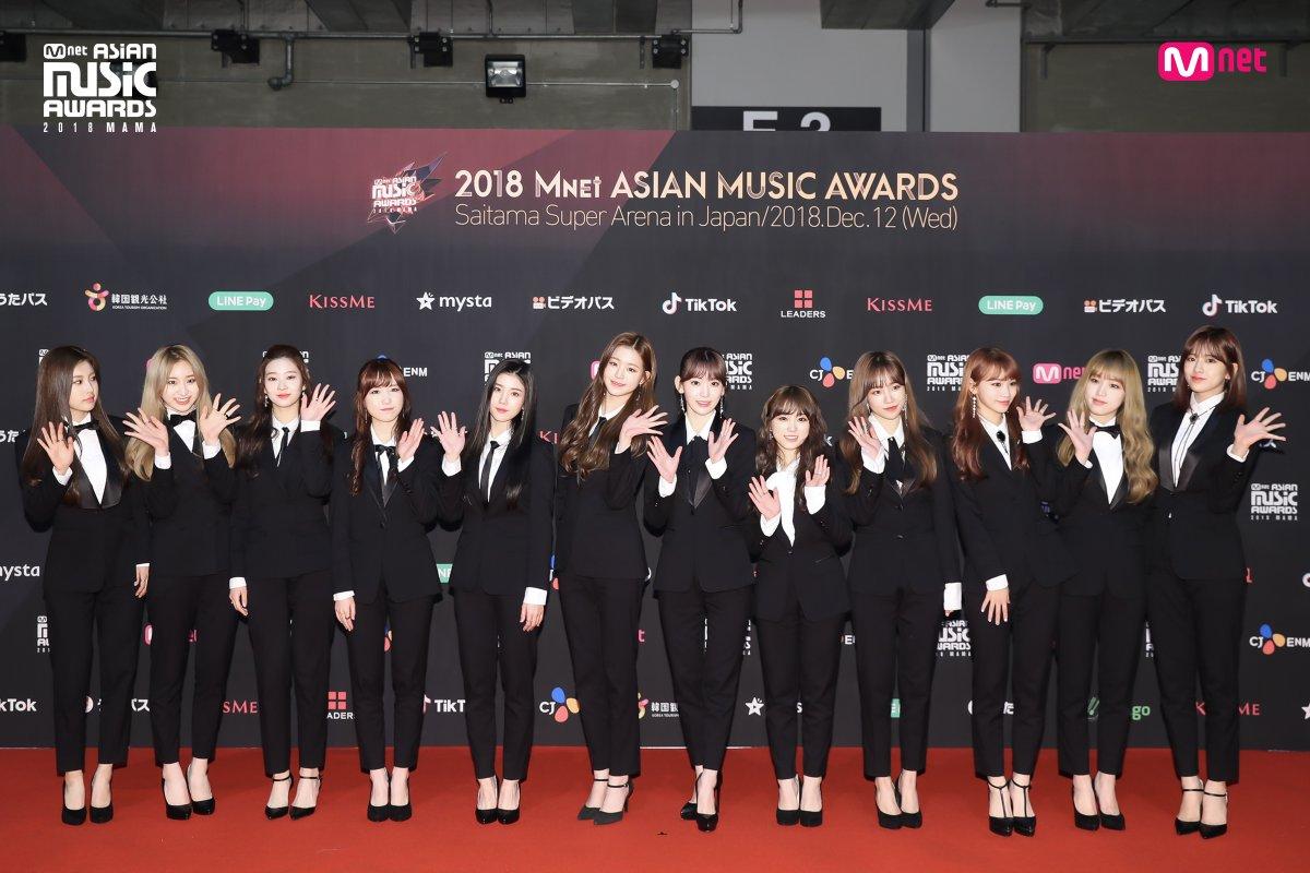 Estrellas deslumbran en la alfombra roja de los 2018 MAMA Fans' Choice en Japón 4