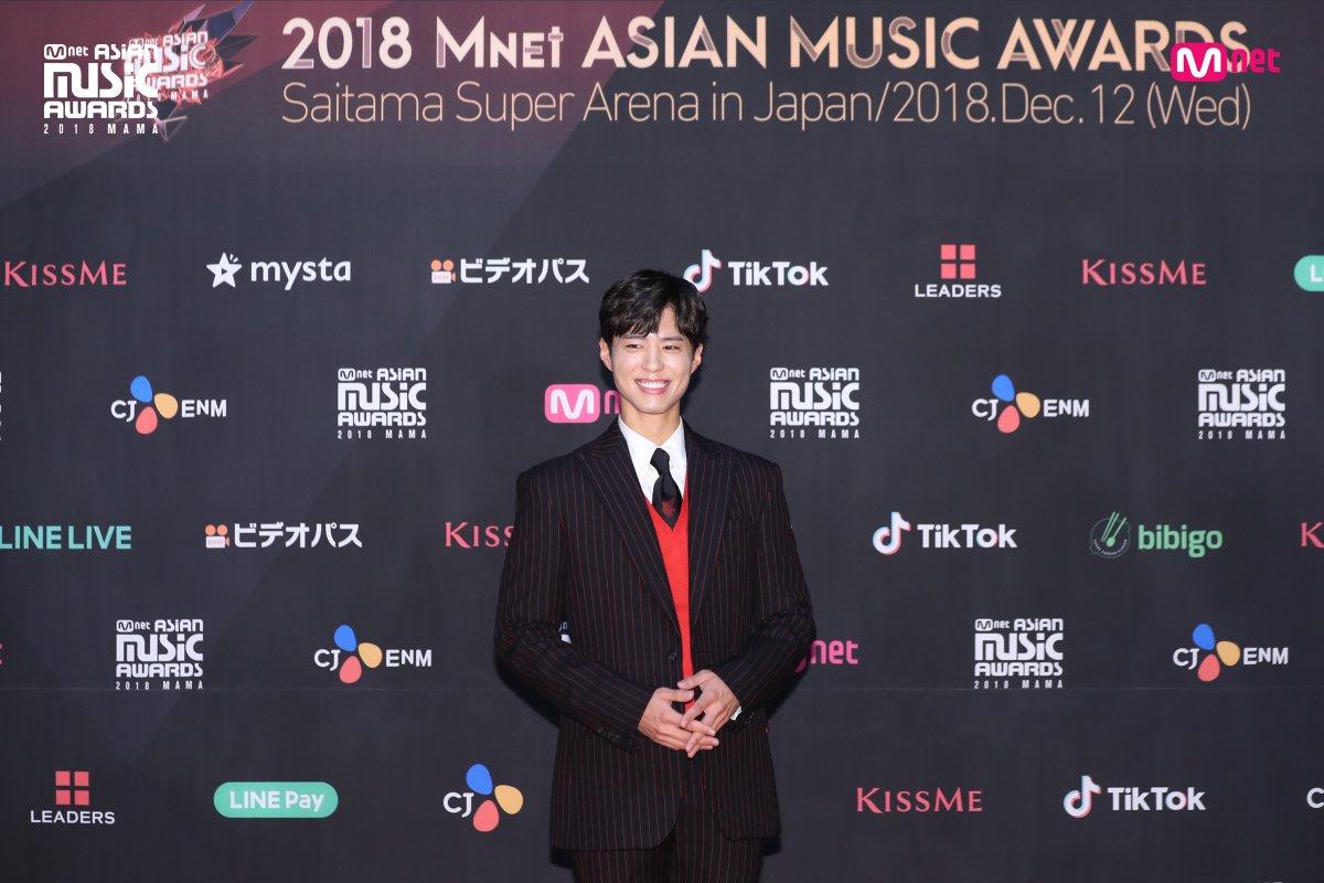 Estrellas deslumbran en la alfombra roja de los 2018 MAMA Fans' Choice en Japón 21