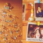 "Watch: FNC Artists Deck The Halls With Their Photos In Teaser For ""It's Christmas"" MV"