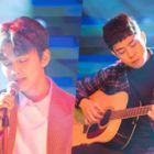 "Yoo Seung Ho And Kim Dong Young Perform Live At A Bar In ""My Strange Hero"""