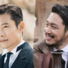 "Lee Byung Hun Thanks ""Mr. Sunshine"" Co-Star Byun Yo Han For Supporting New Film With Coffee Truck"