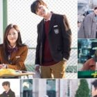 "Yoo Seung Ho And Jo Bo Ah Light Up The ""My Strange Hero"" Set With Their Smiles Even Off-Camera"