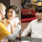"Yong Junhyung Grows Jealous Of Chae Seo Jin And Lee Tae Ri In ""Coffee, Do Me A Favor"""