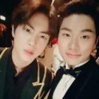 Lee Yi Kyung Praises BTS's Jin After 2018 MAMA