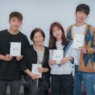 Han Ji Min, Nam Joo Hyuk, Son Ho Jun, And More Gather For First Script Reading Of New JTBC Drama