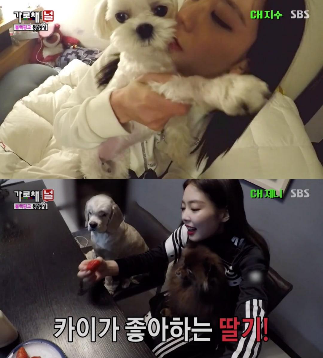 Jisoo dan Jennie