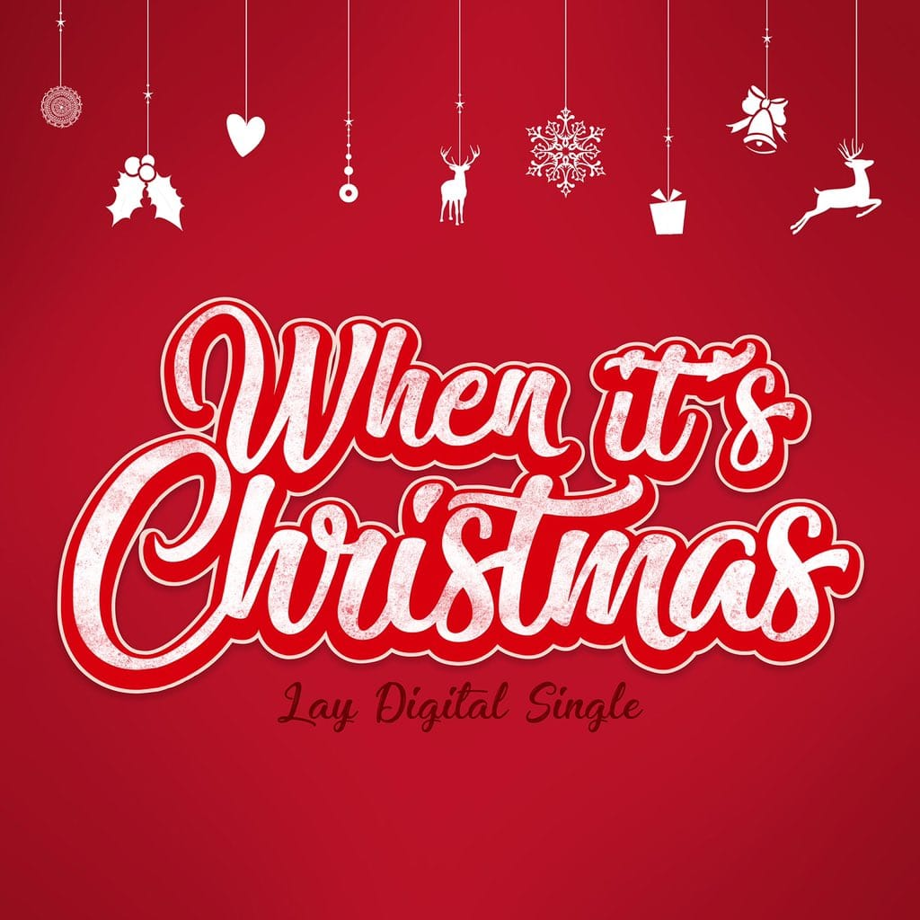 Exo Christmas Album Cover.Exo S Lay To Release Christmas Single Soompi