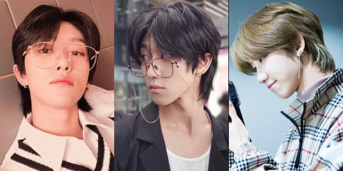 11 idol nam với kiểu tóc mullet khiến bạn phải 'bật ngón ...