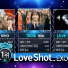 "Watch: EXO Takes 2nd Win For ""Love Shot"" On ""Music Core""; Performances By WINNER, NCT 127, And More"