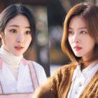 """Park Ah In And Jo Bo Ah Exchange Tense Words Over Yoo Seung Ho In """"My Strange Hero"""""""