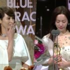 Kim Hye Soo Reveals Why She Cried During Han Ji Min's Award Acceptance Speech
