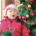 Watch: Song Il Gook Shares Adorable Video Of Minguk Singing Christmas Carol