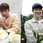 """Watch: Son Ho Jun And Yoo Yeon Seok Are Cute, Professional Baristas In """"Coffee Friends"""" Teasers"""