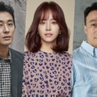 Korean Film Marketers Association Members Select Best Actors Of 2018