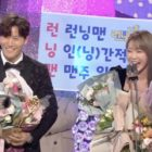 "HaHa Claims ""Best Couple"" Award Winner Kim Jong Kook Has Real Feelings For Hong Jin Young"