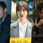 Joo Ji Hoon, Jin Se Yeon, And Kim Kang Woo Star In Thrilling Character Posters For New Drama