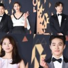 Stars Look Glamorous On The Red Carpet At The 2018 KBS Drama Awards