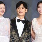 Stars Illuminate The Red Carpet At 2018 SBS Drama Awards