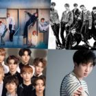 BTS, EXO, RM, NCT 127, Lay, And More Take Over Billboard's World Albums Chart