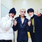 JYJ's Junsu Thanks Bae Jin Young And Hwang Min Hyun For Coming To See His Musical