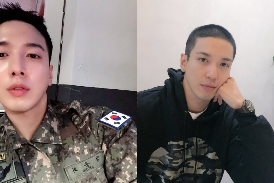 Stars Who Will Be Discharged From The Military In 2019 | Soompi