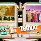 "Watch: EXO Takes 3rd Win For ""Tempo"" on ""Music Bank,"" Performances By Chungha, Ryeowook, Luna, And More"