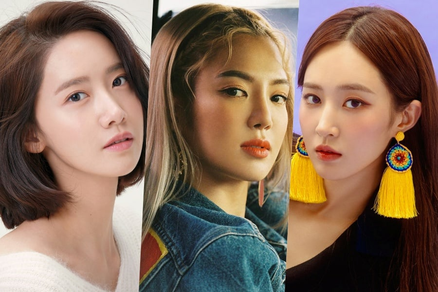 Girl Group Members Who Pulled Through Their Long Training