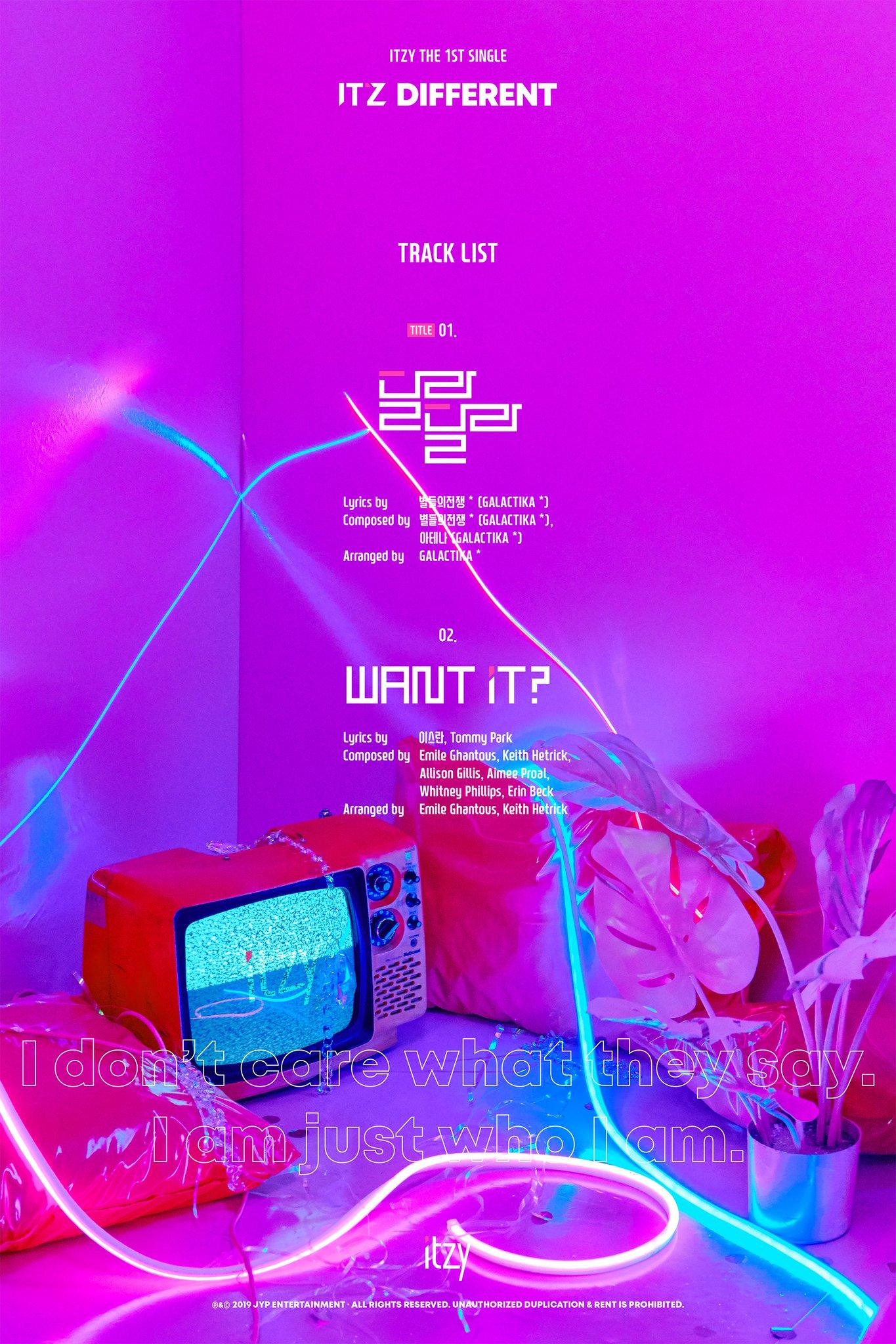 ¡ITZY (jyp)>> PREPARANDO ALBUM DEBUT Itzy2