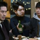 "Investigation Team Gets Closer As They Enjoy New Year's Dinner On ""Less Than Evil"""