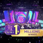 """Watch: WINNER Takes 5th Win For """"Millions"""" On """"Inkigayo,"""" Performances By Ryewook, Luna, N.Flying, And More"""