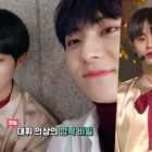 """Watch: Wanna One's Lee Dae Hwi Reveals Thoughtful Surprise Behind Final """"Inkigayo"""" Performance Outfit"""
