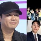 BIGBANG's Seungri And iKON Prepare A Touching Surprise Event For Yang Hyun Suk's Birthday