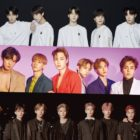 BTS, EXO, NCT 127, Lay, And More Rank High On Billboard's World Albums Chart