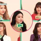 "Watch: GFRIEND's Sowon, WJSN's Bona, Chungha, And More Put Dance And Rap Skills To The Test On ""Idol Room"""